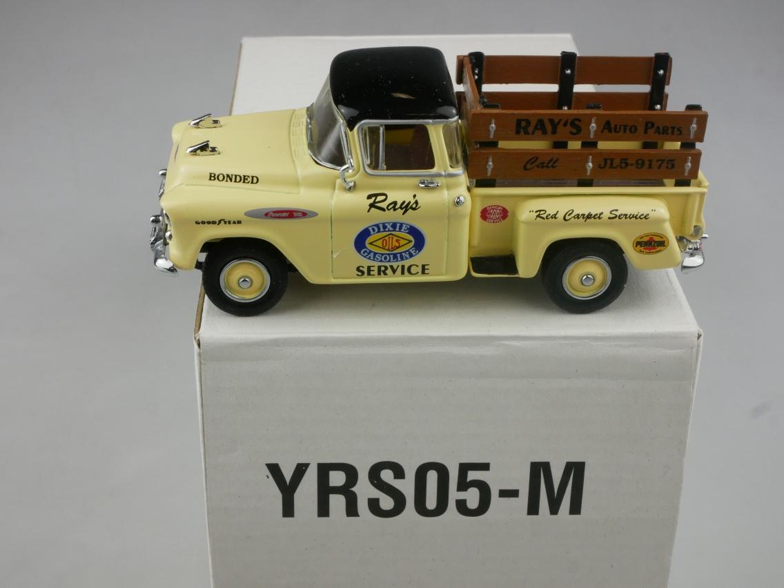 YRS05 1957 Chevrolet 3100 Gas Station Truck - 47470