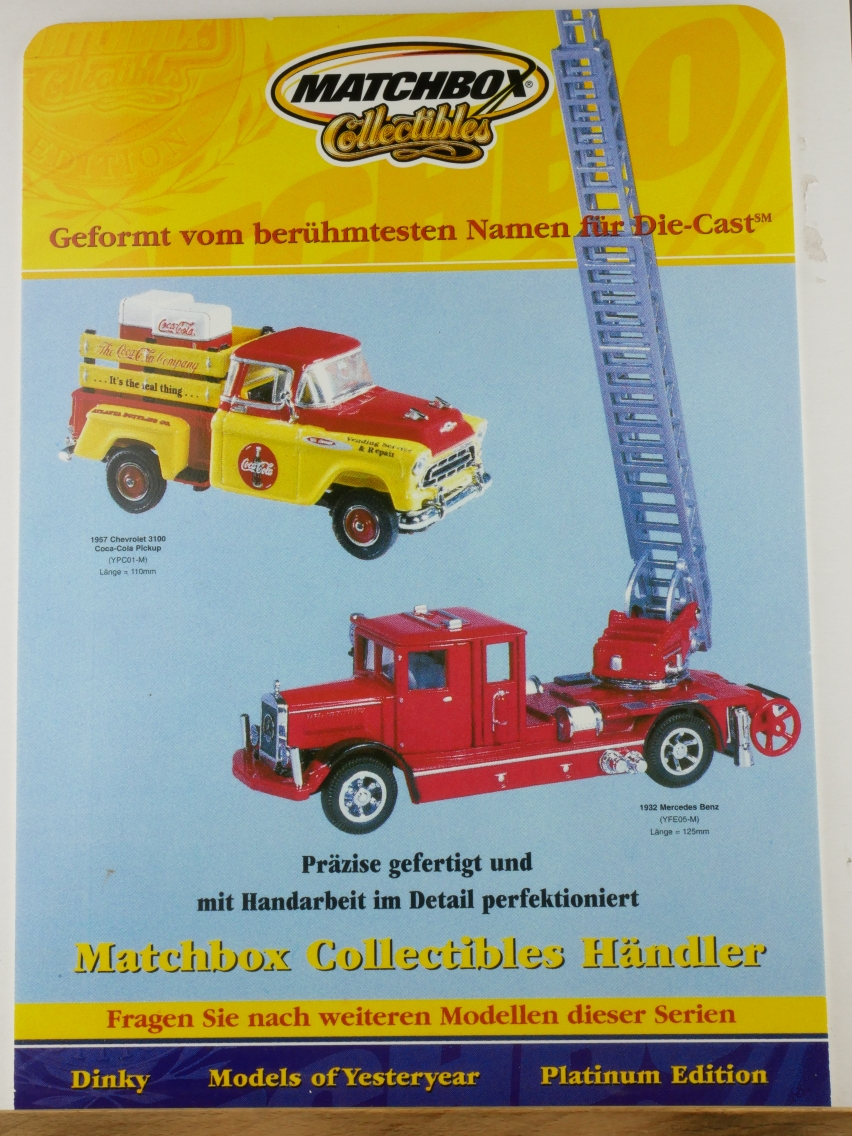 Matchbox Collectibles Standdisplay - 47533
