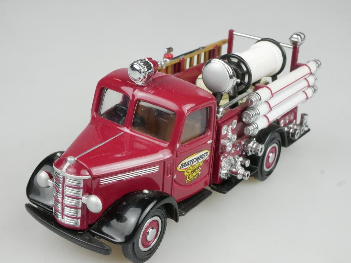 95166 Bedford Feuerwehr 1939 - 47547