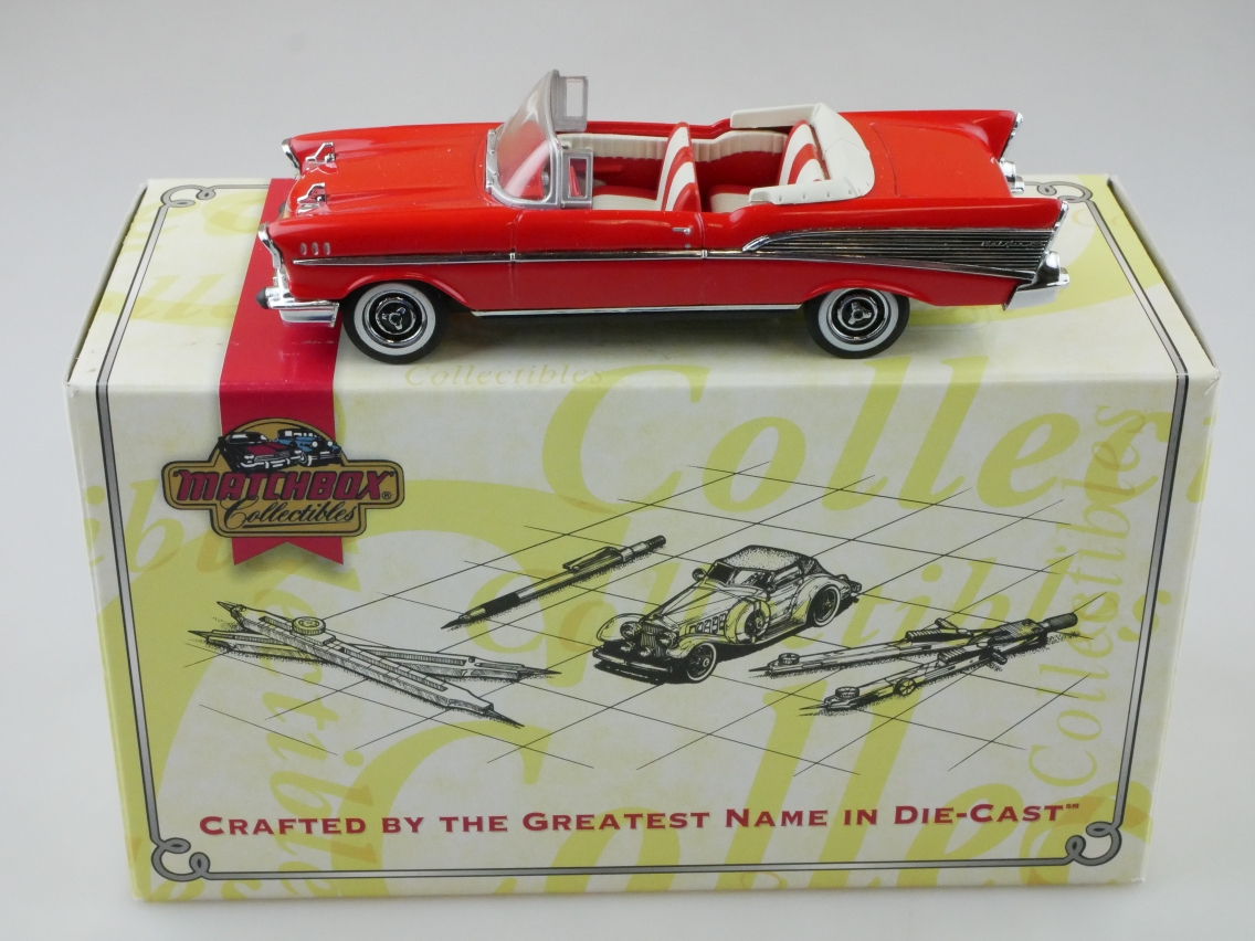 DY027/SB 1957 Chevy Bel Air Convertble - 47549