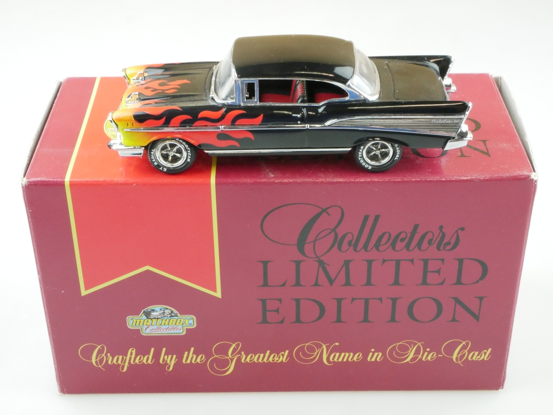 DY002/SA 1957 Chevrolet Bel Air Hot Road Version - 47550