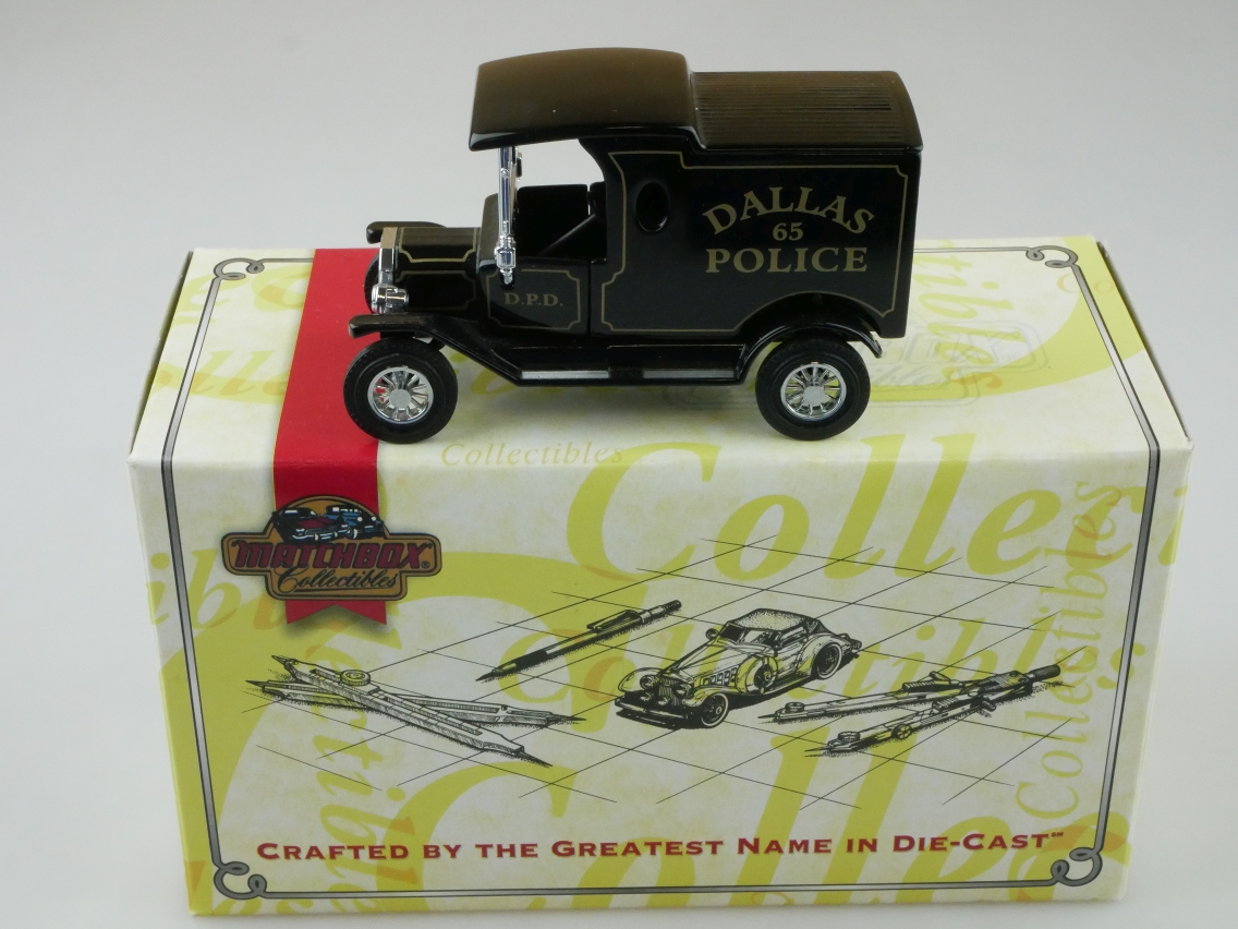DYM38019 1912 Ford T Lkw Dallas - 47555
