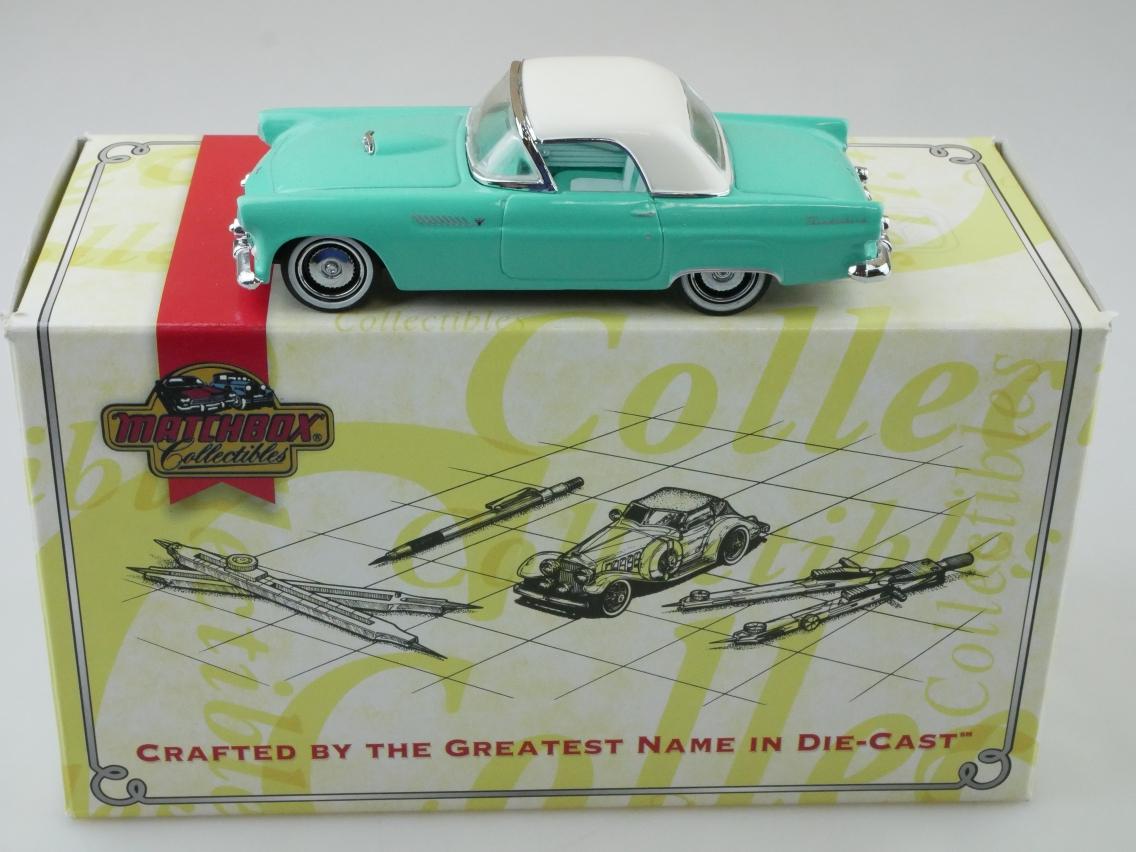 DYG08 1955 Thunderbird türkis - 47563