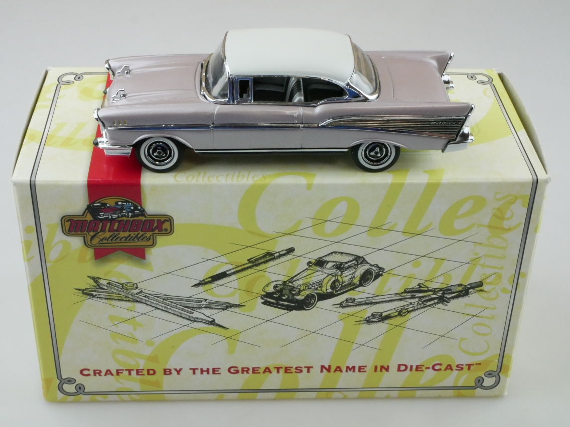 DYG02/SA 1957 Chevrolet Bel Air - 47568