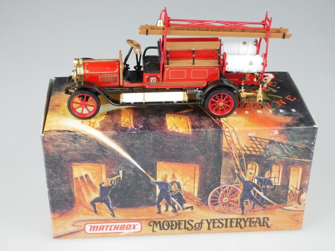 YFE20 1912 Mercedes Feuerwehr - 47597