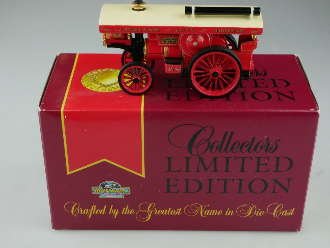 YY019B/SC 1905 Fowler Showmans Searle & Sons - 47600
