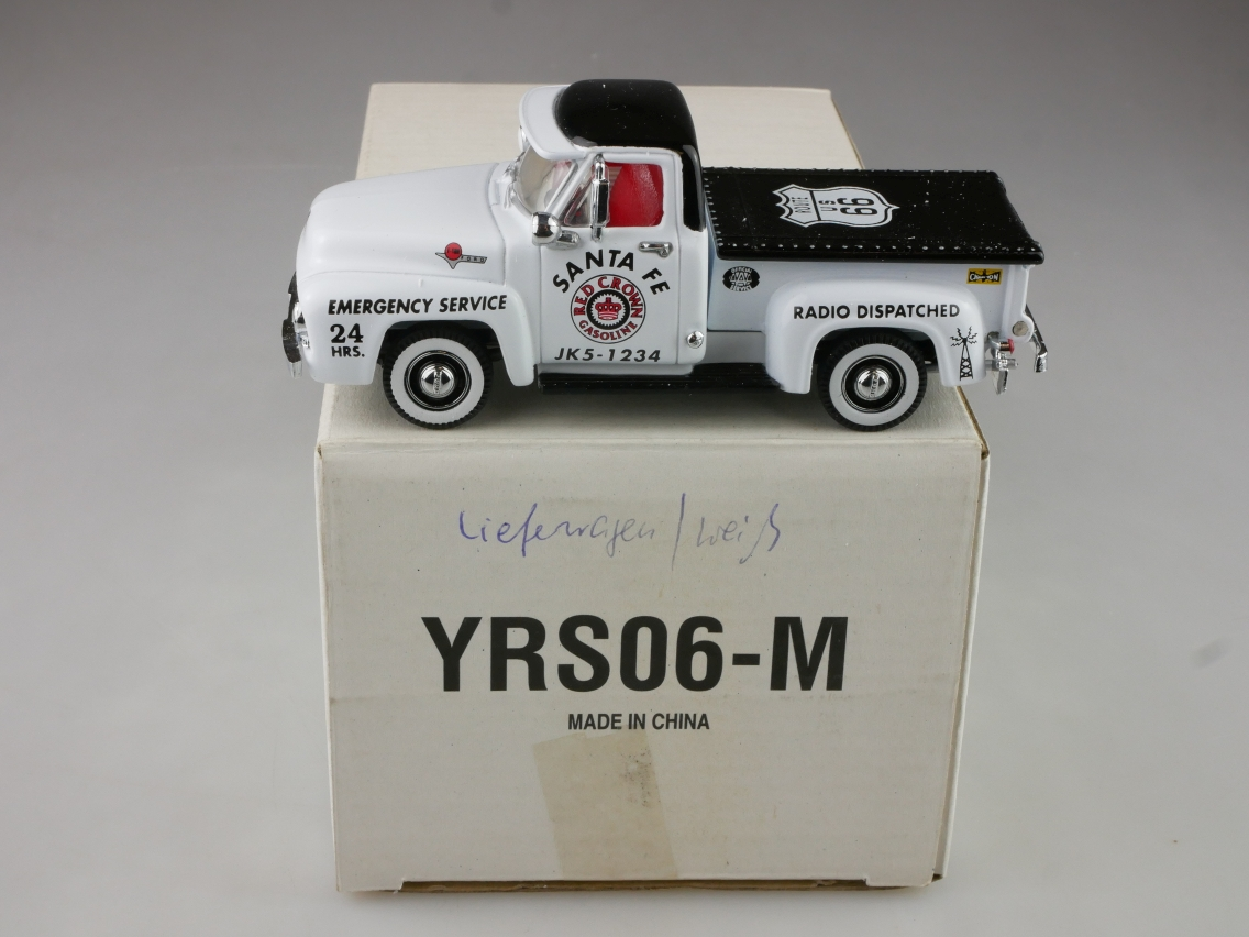 YRS06 Red Crown Emergency Service - 47616