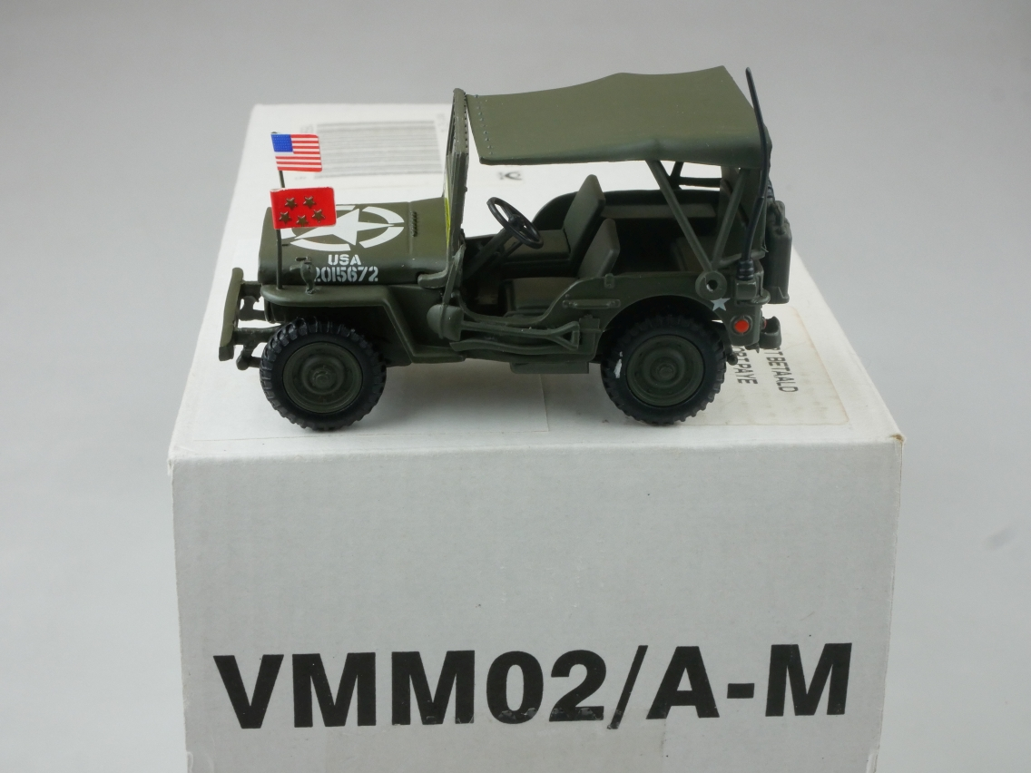VMM02 Jeep Willys 1945 - 47618