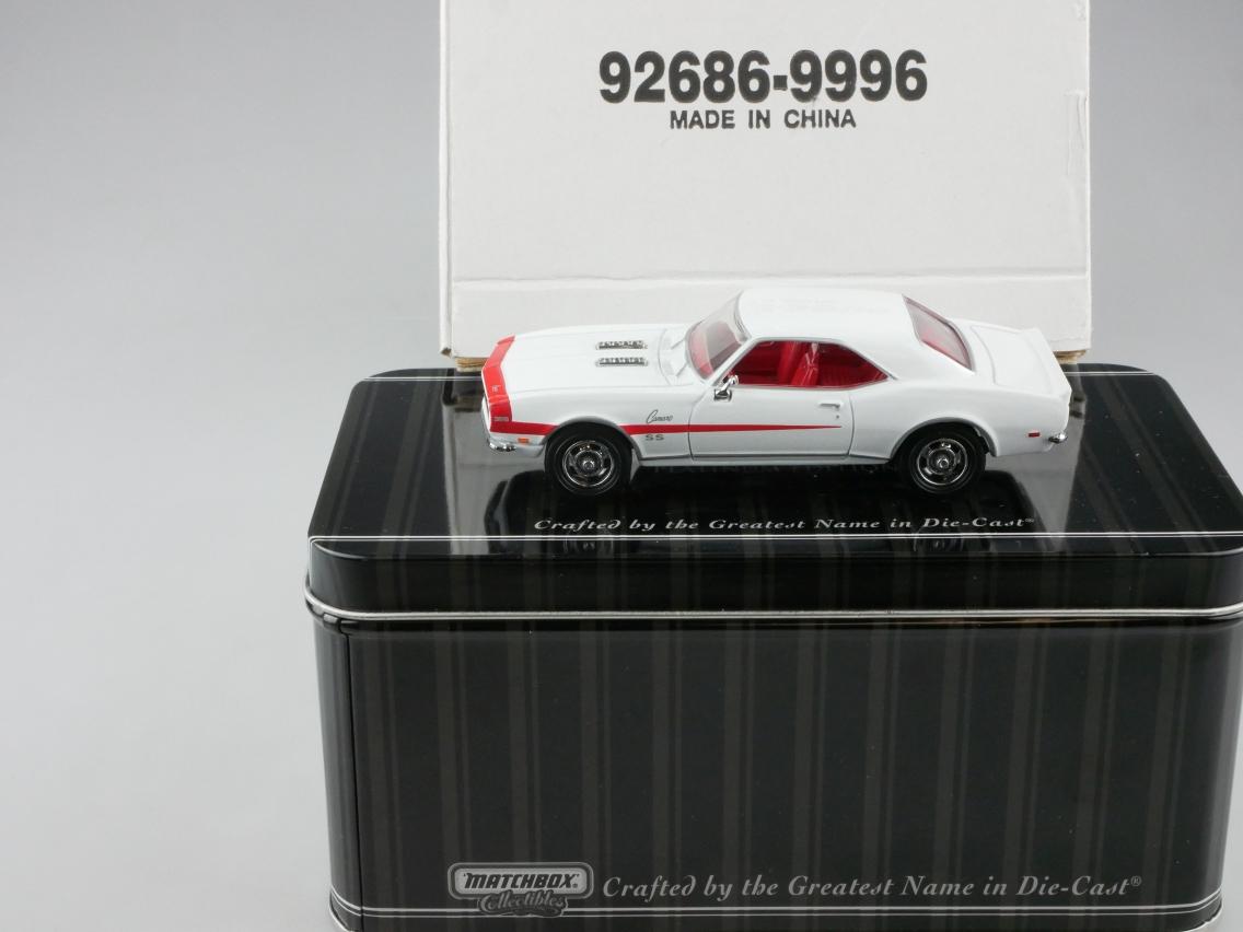 92686 1968 Chevrolet Camaro SS396 - 47619