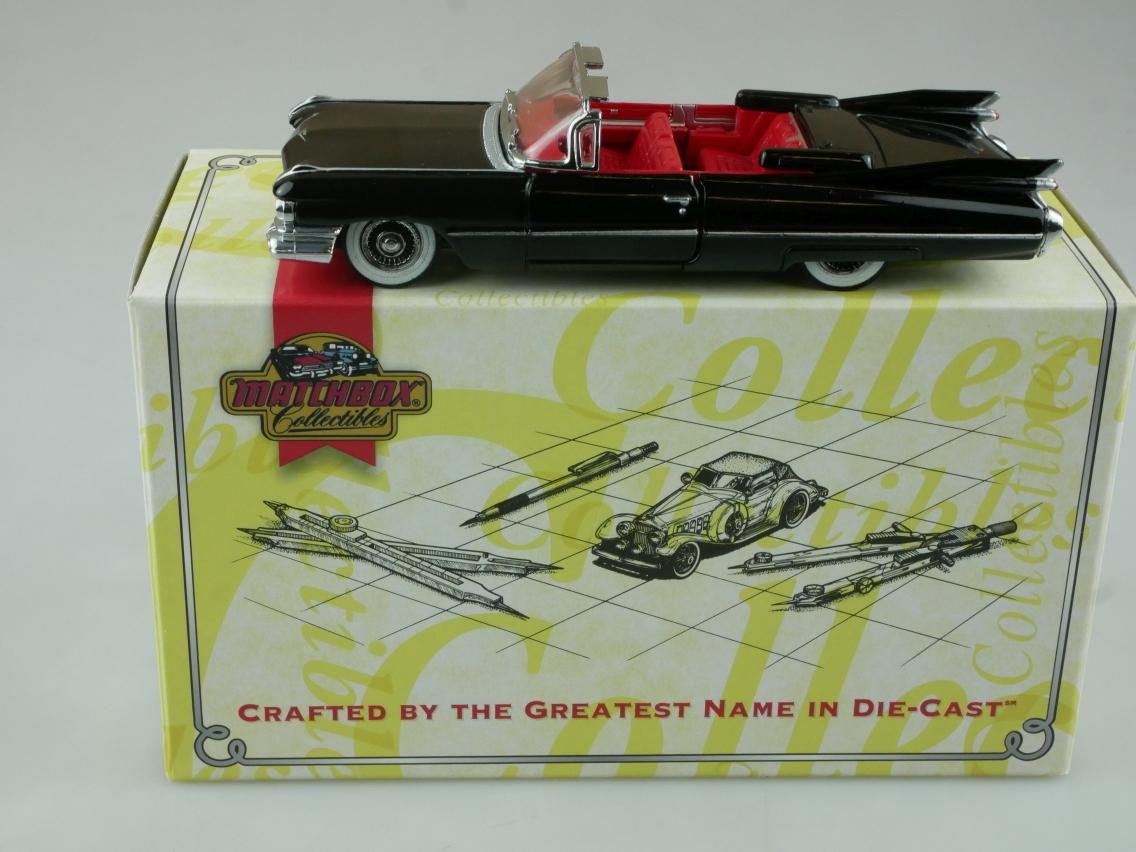 DYG05 1959 Cadillac schwarz - 47630
