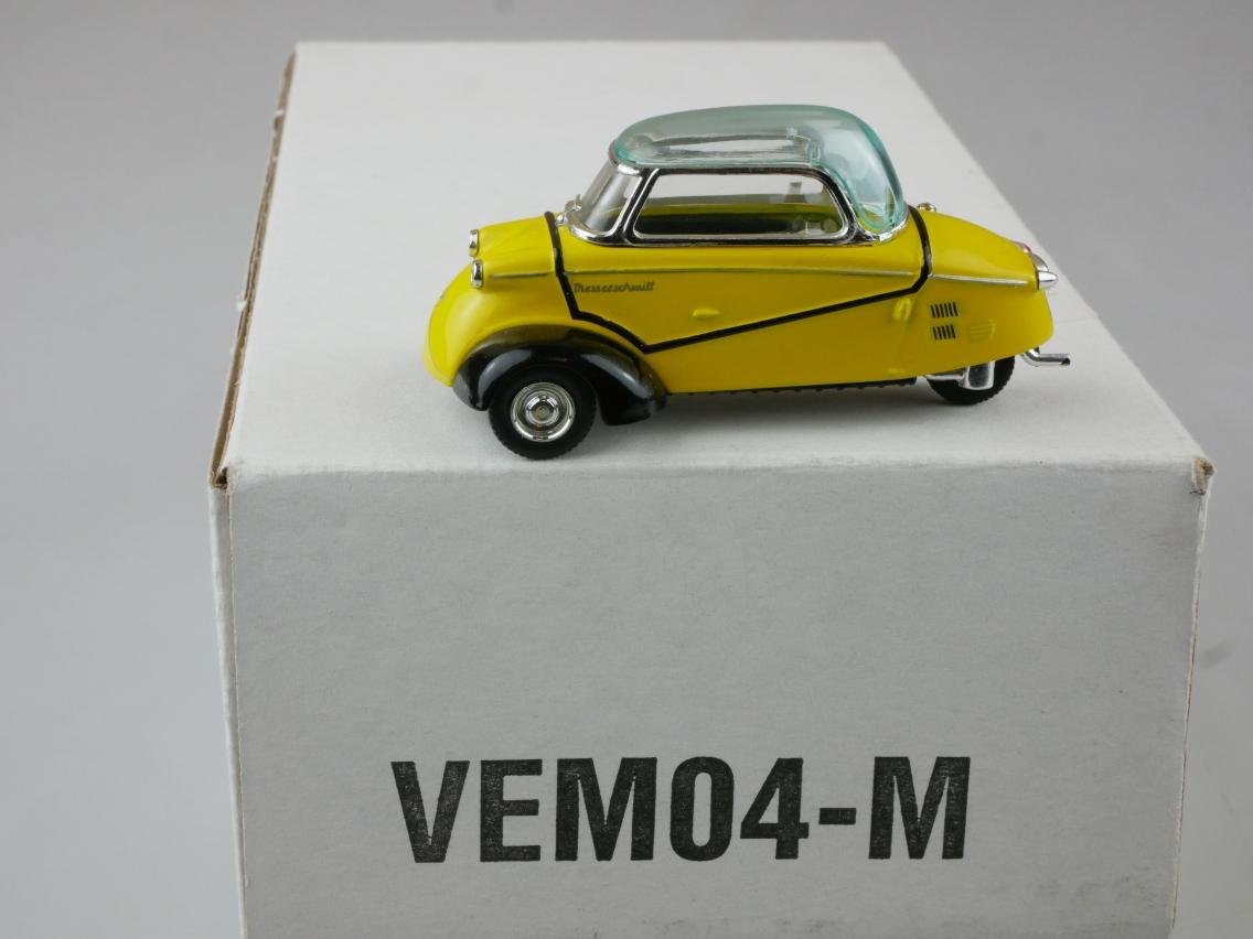 VEM04 1964 Messerschmitt KR 200 gelb - 47641