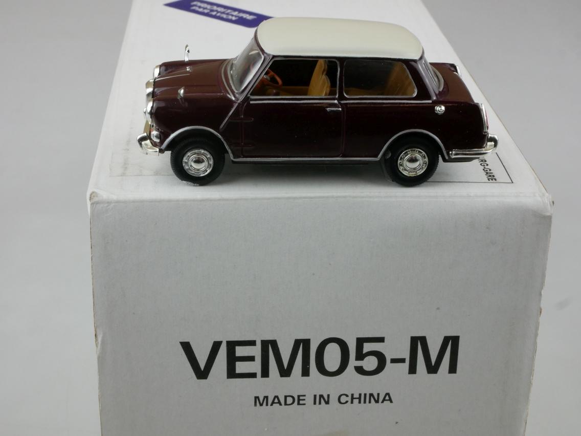 VEM05 1961 Wolsely Hornet braun - 47642
