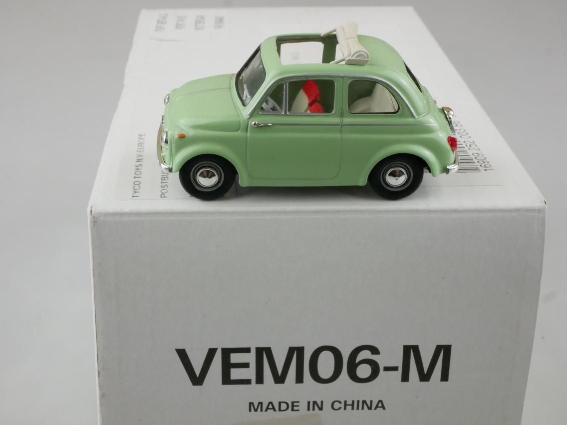 VEM06 1960 Fiat 500 lindgrün - 47643
