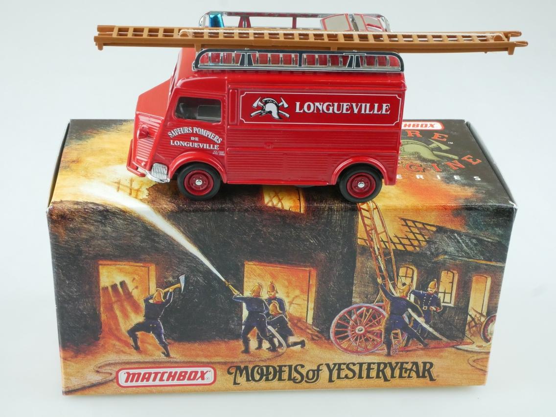 YFE13 1947 Citroen H Van Feuerwehr - 47645