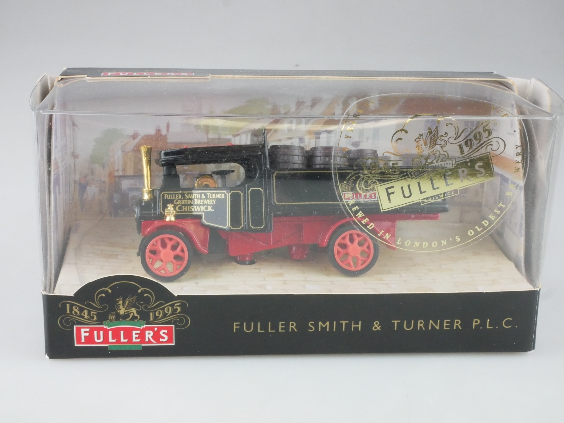 YY027/SA 1922 Foden Dampf Lkw Fullers - 47654