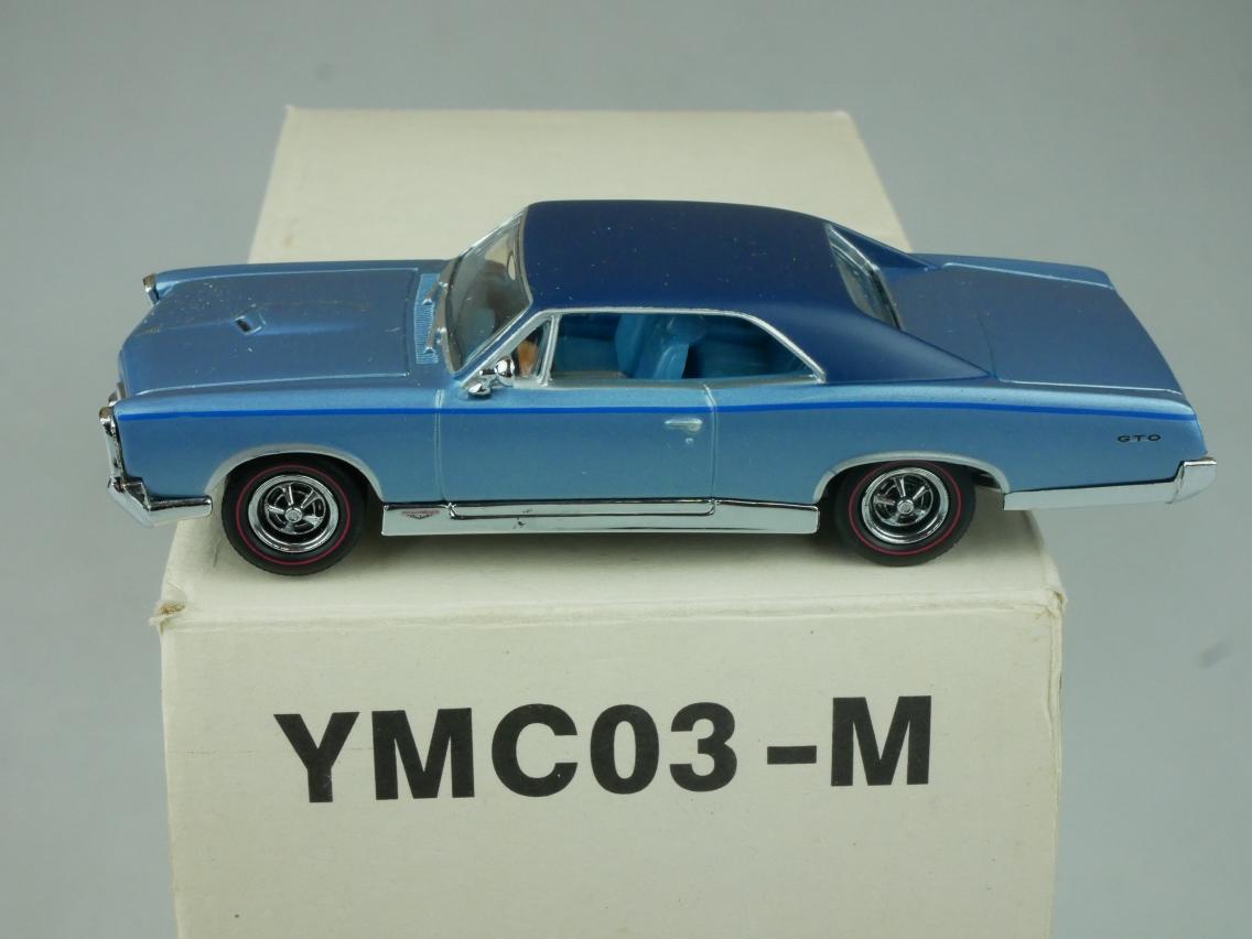 YMC03-M 1967 Pontiac GTO - 47659