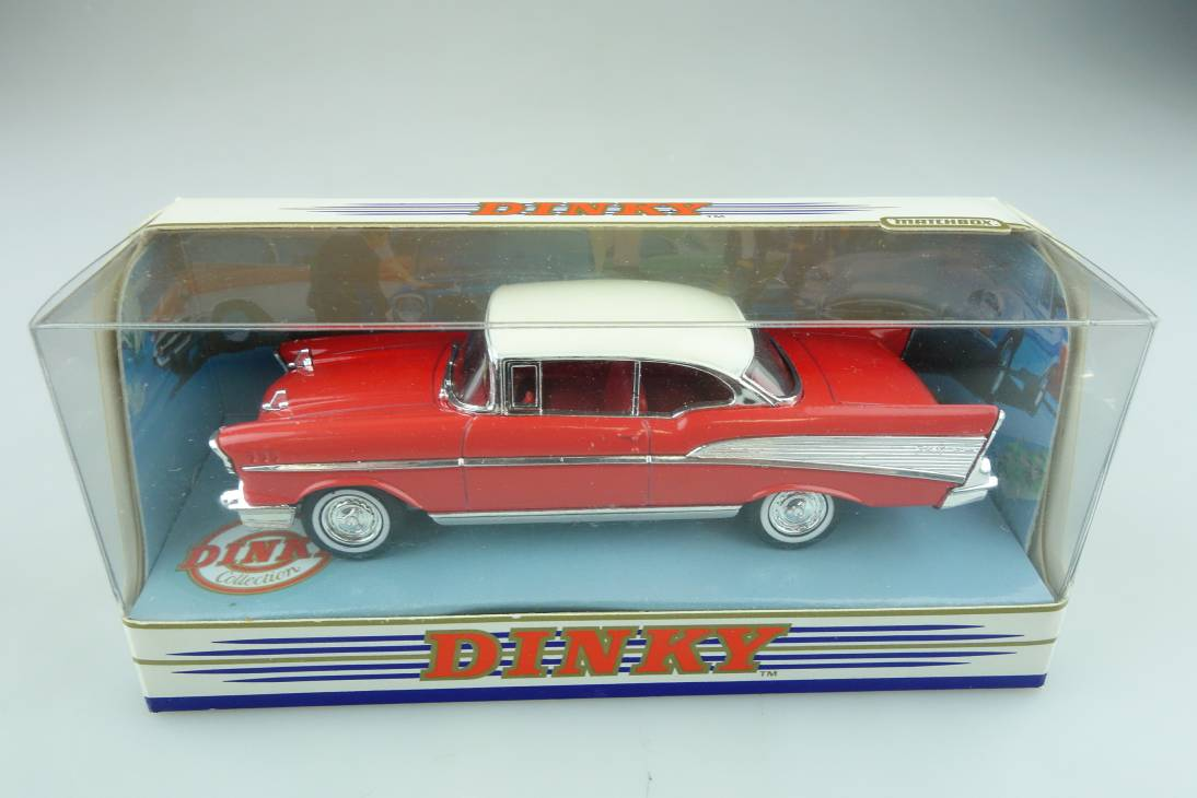 02a 1957 Chevrolet Bel Air - 49163