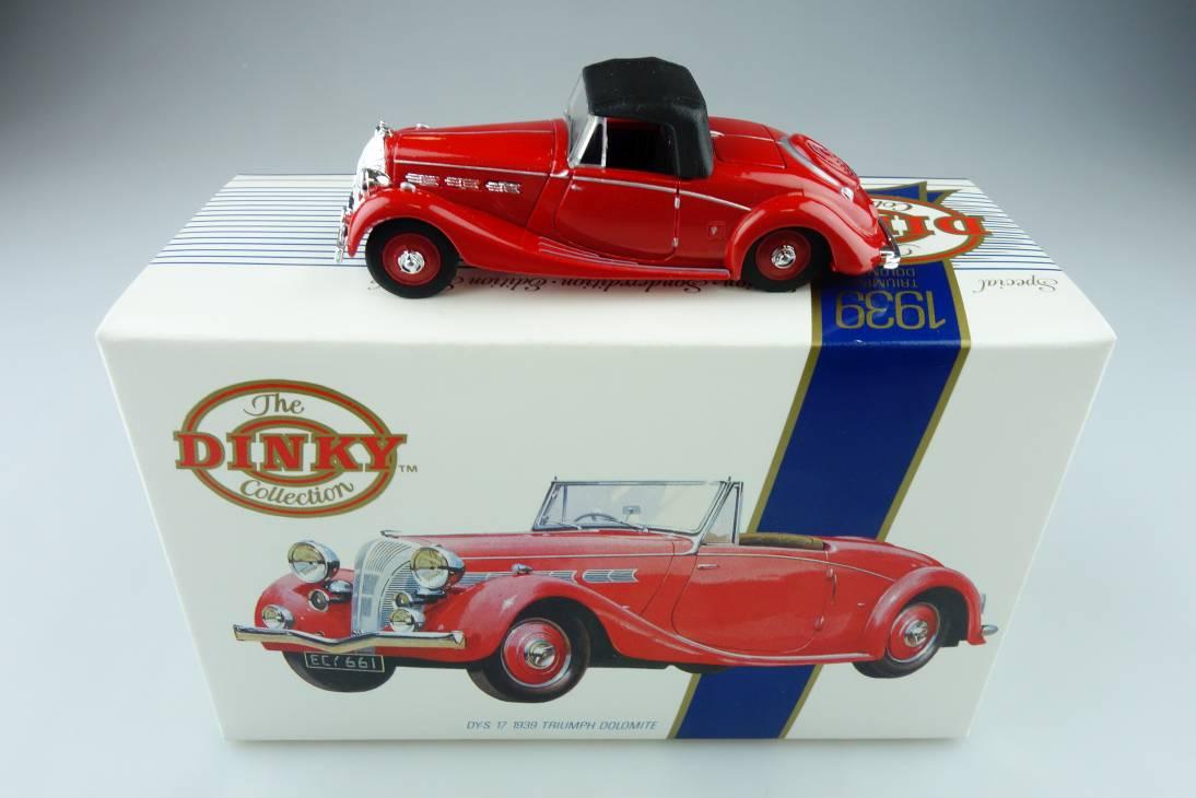 17a 1939 Triumph Dolomite - 49197