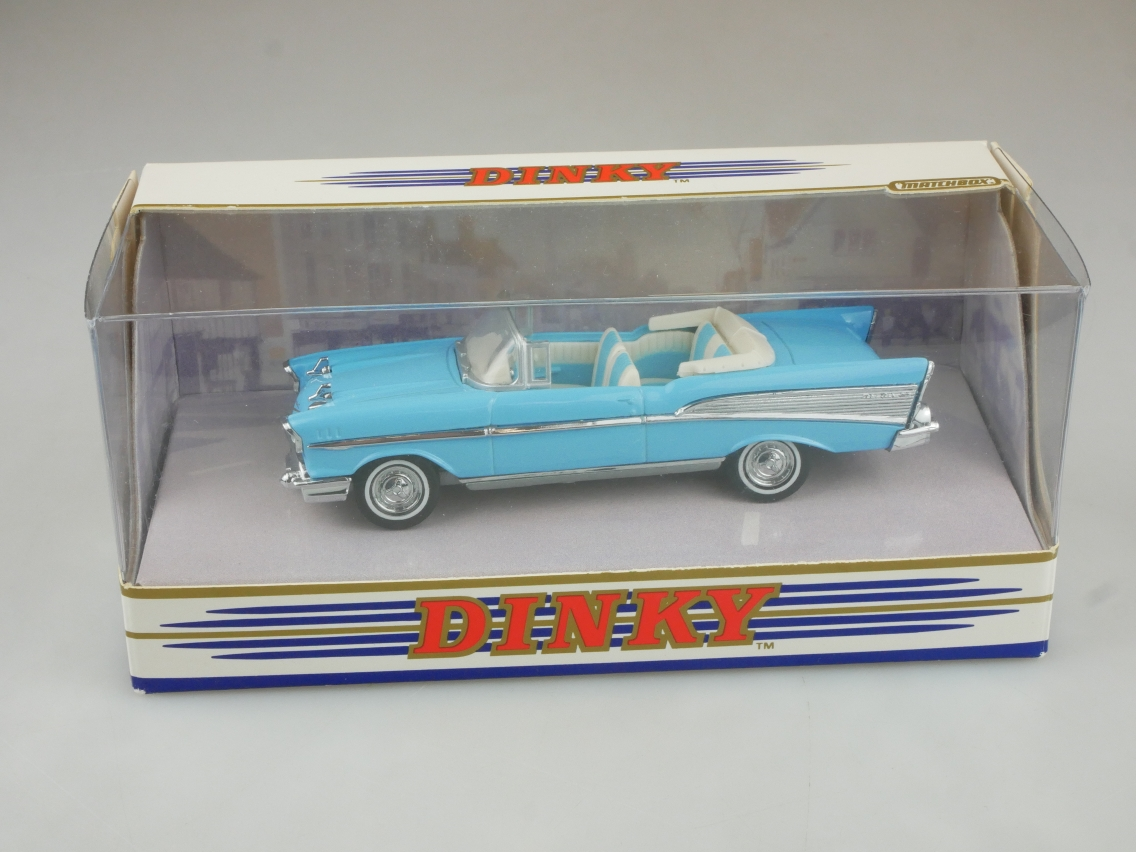 27b 1957 Chevrolet Bel Air Convertible - 49217