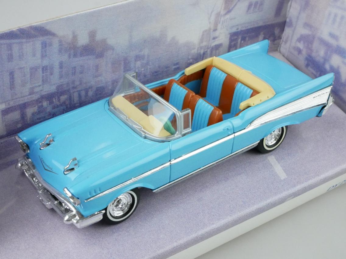 27a 1957 Chevrolet Bel Air Convertible - 49231