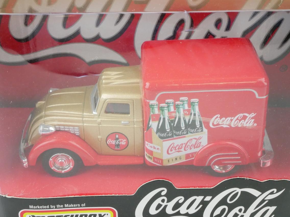 37972 1937 Dodge Airflow Coca Cola