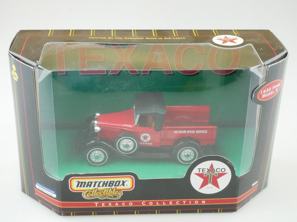 96634 1930 Ford A Texaco