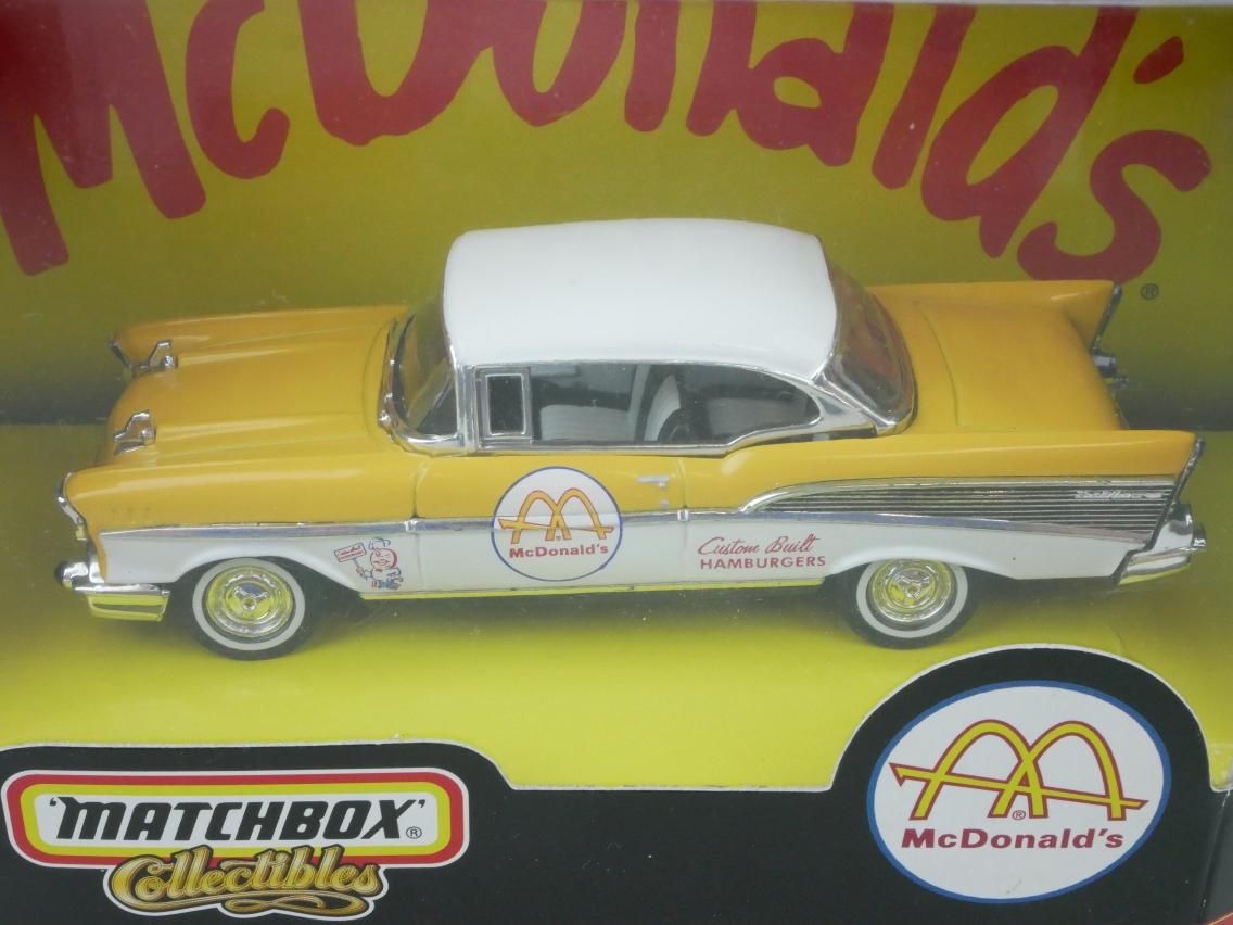 38261 1957 Chevy Bel Air McDonald's