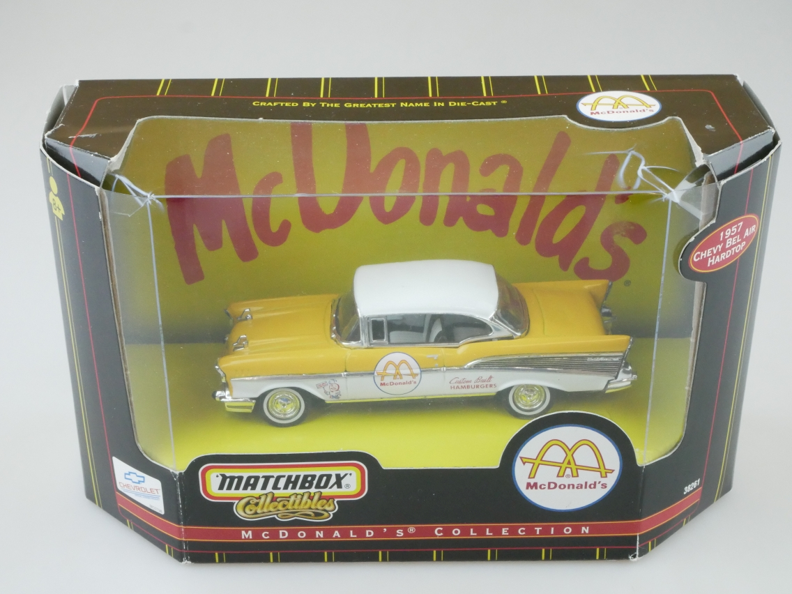 38261 1957 Chevy Bel Air McDonald's