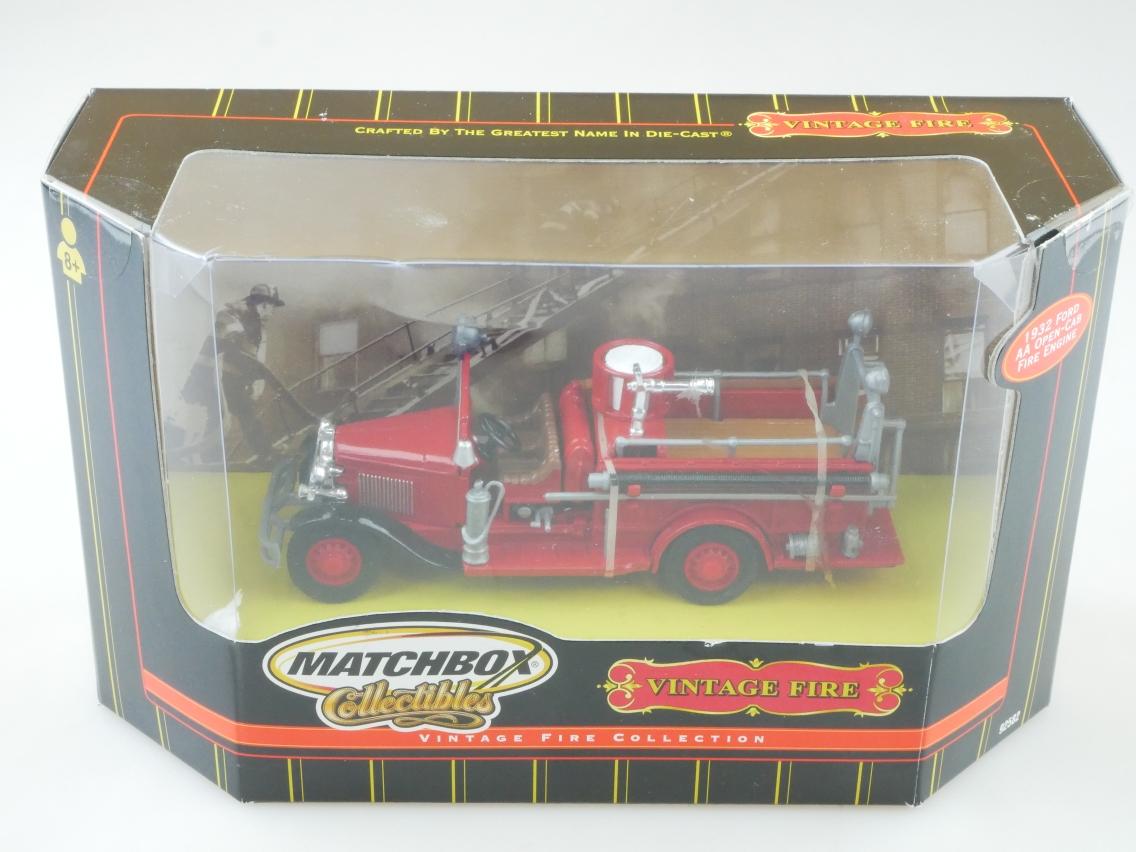 92582 1932 Ford AA offen Feuerwehr