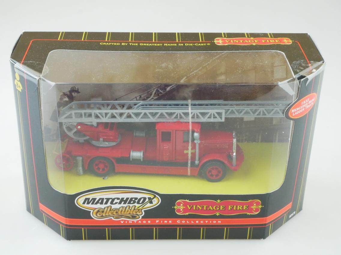 92579 1932 Mercedes Feuerwehr