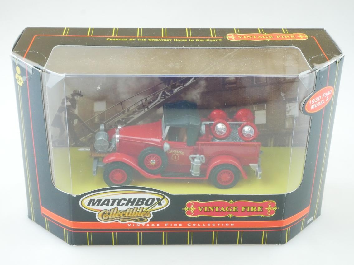 92578 1930 Ford A Feuerwehr