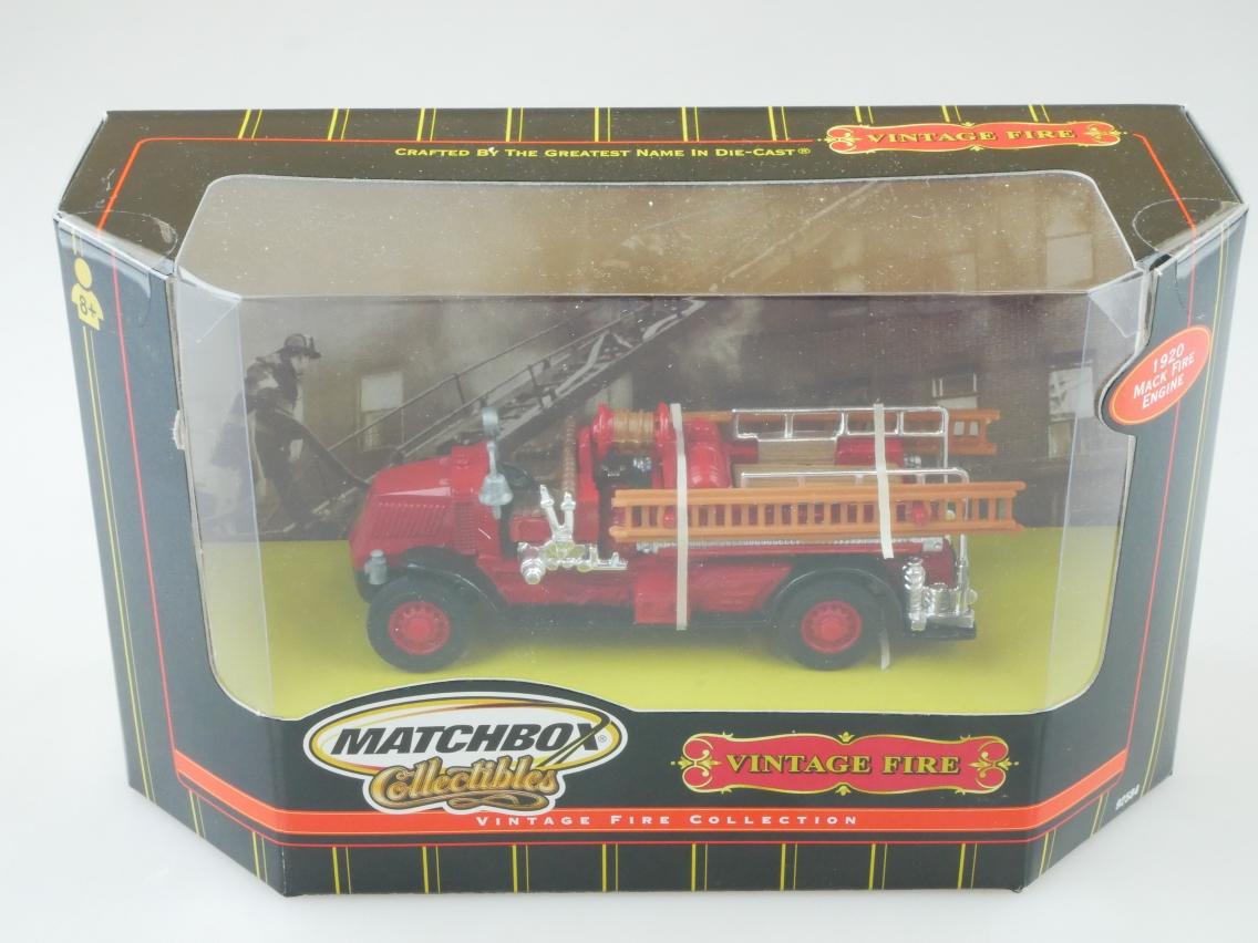 92584 1920 Mack Feuerwehr