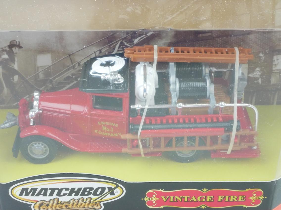 92581 1932 Ford AA Feuerwehr