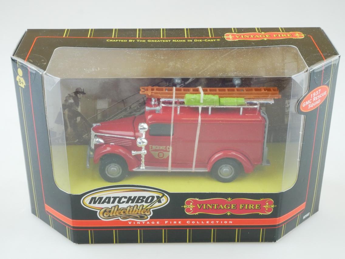 92583 1937 GMC Feuerwehr