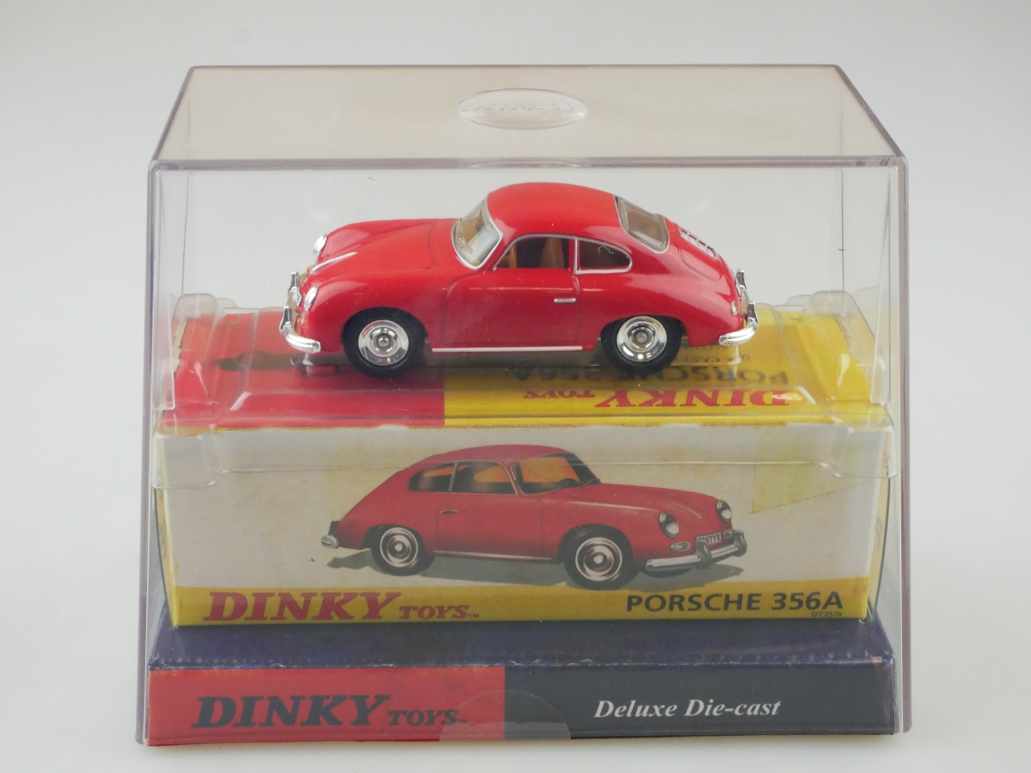 K1882 Dinky Porsche 356