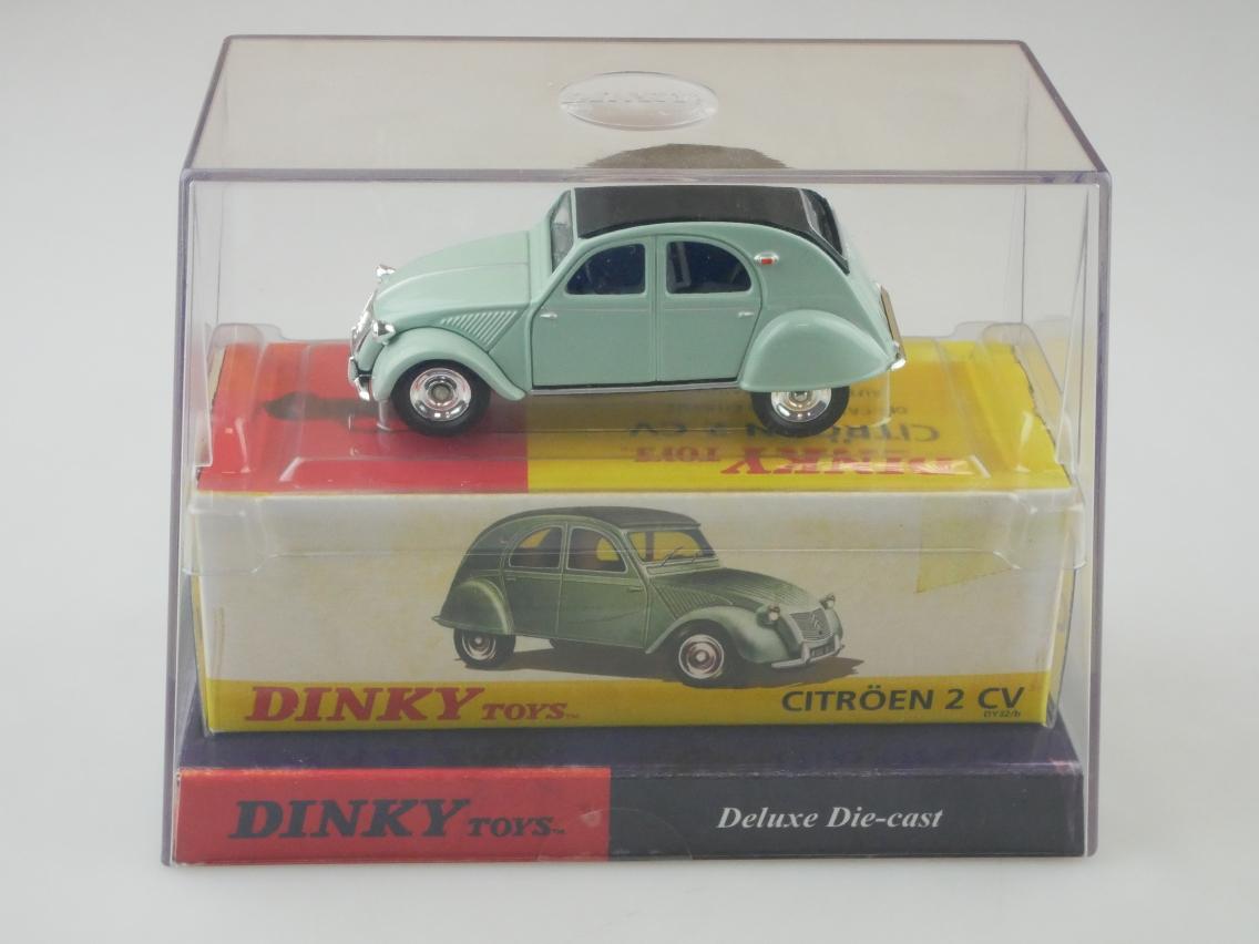 K1886 Dinky Citroen 2 CV