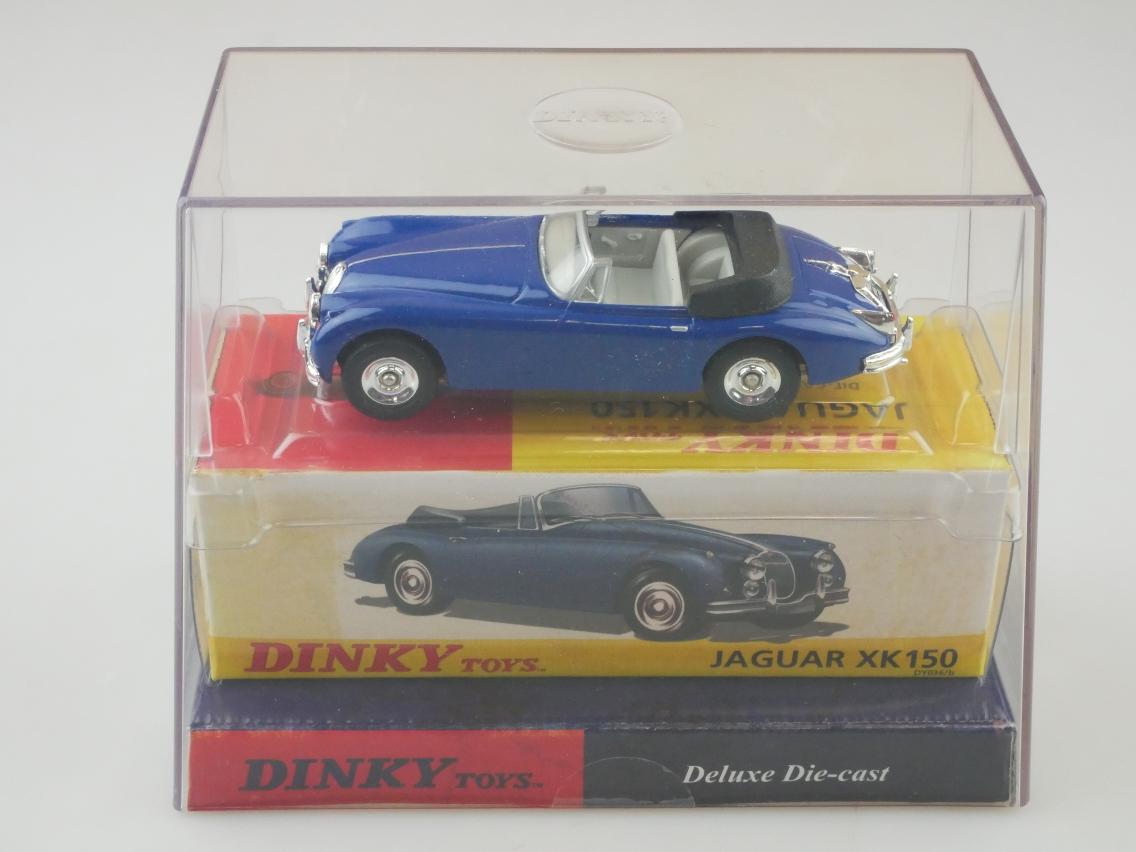 K1885 Dinky Jaguar XK150