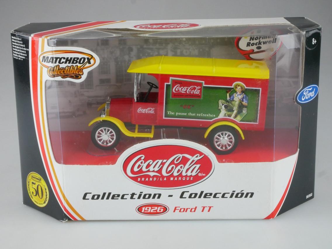 96968 1926 Ford TT Lkw Coca-Cola (Y-21-5) - 49526