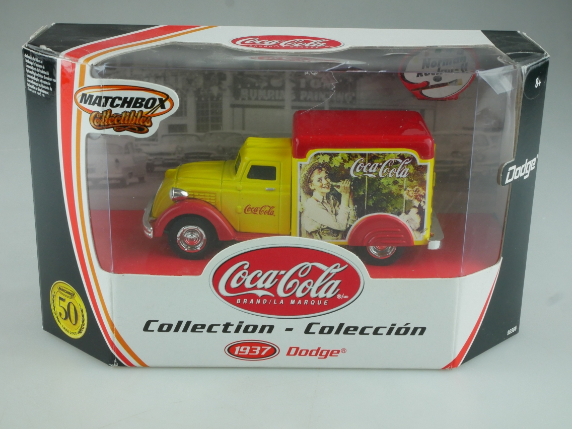 96966 1937 Dodge Airflow Coca-Cola  - 49528