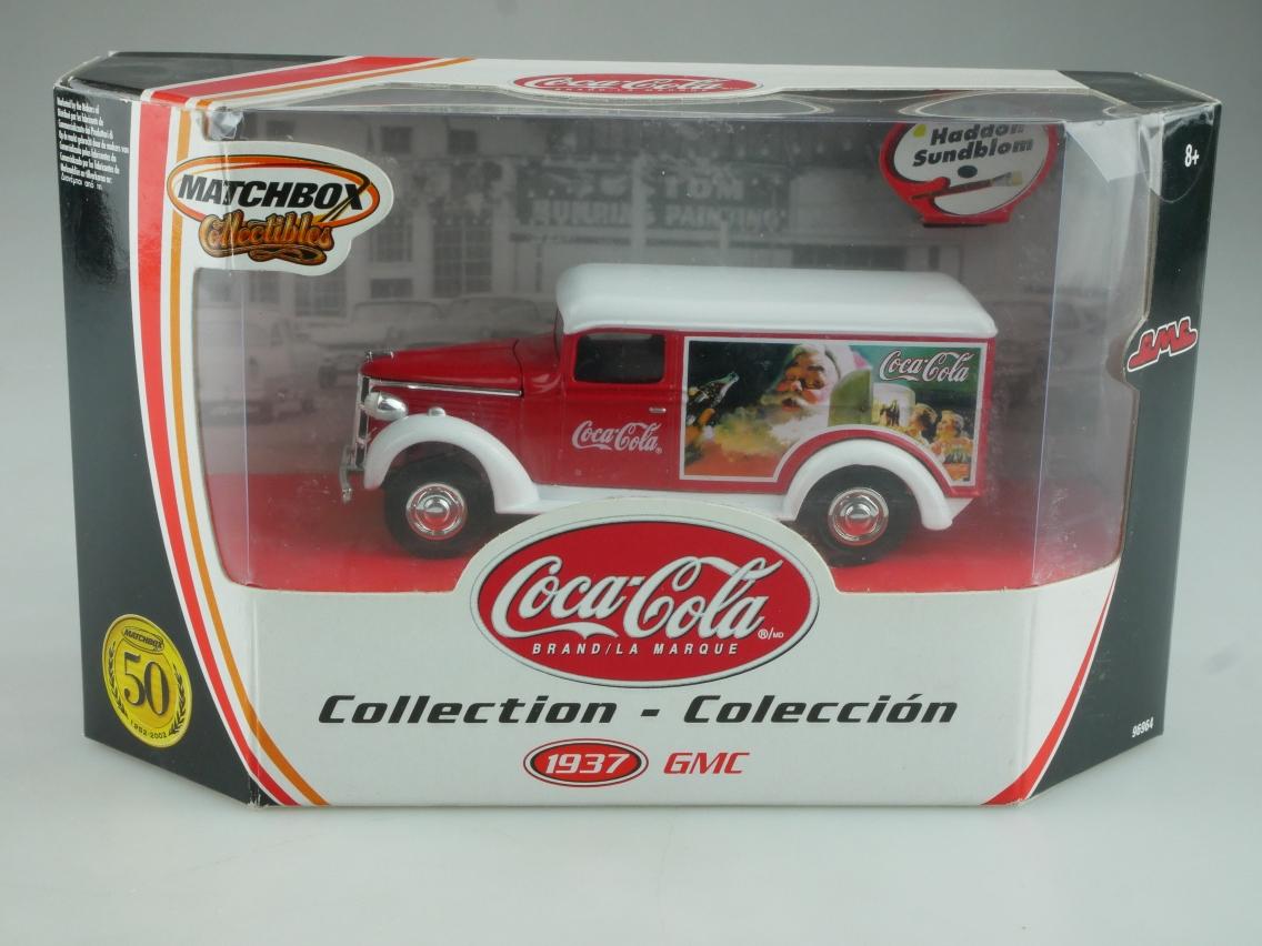 96964 1937 GMC Van Coca-Cola (Y-12-5) - 49529