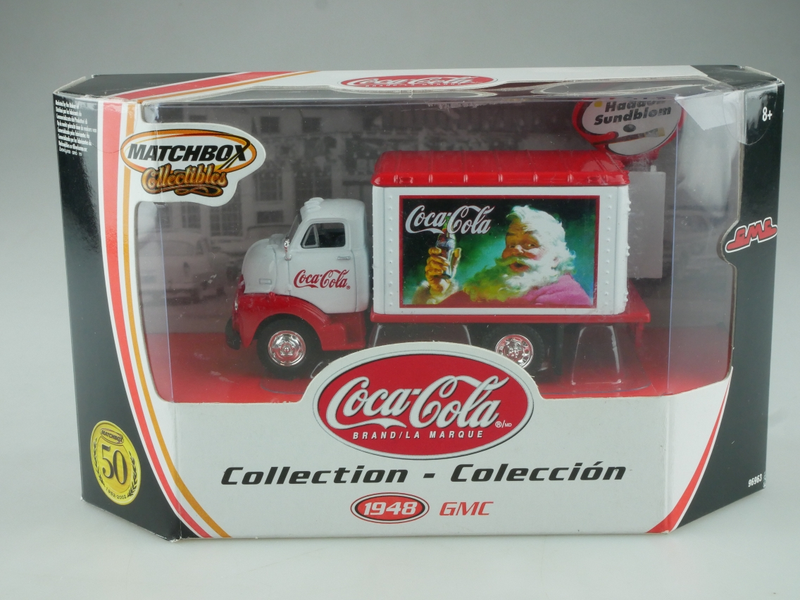96963 1948 GMC C.O.E. Coca-Cola - 49531