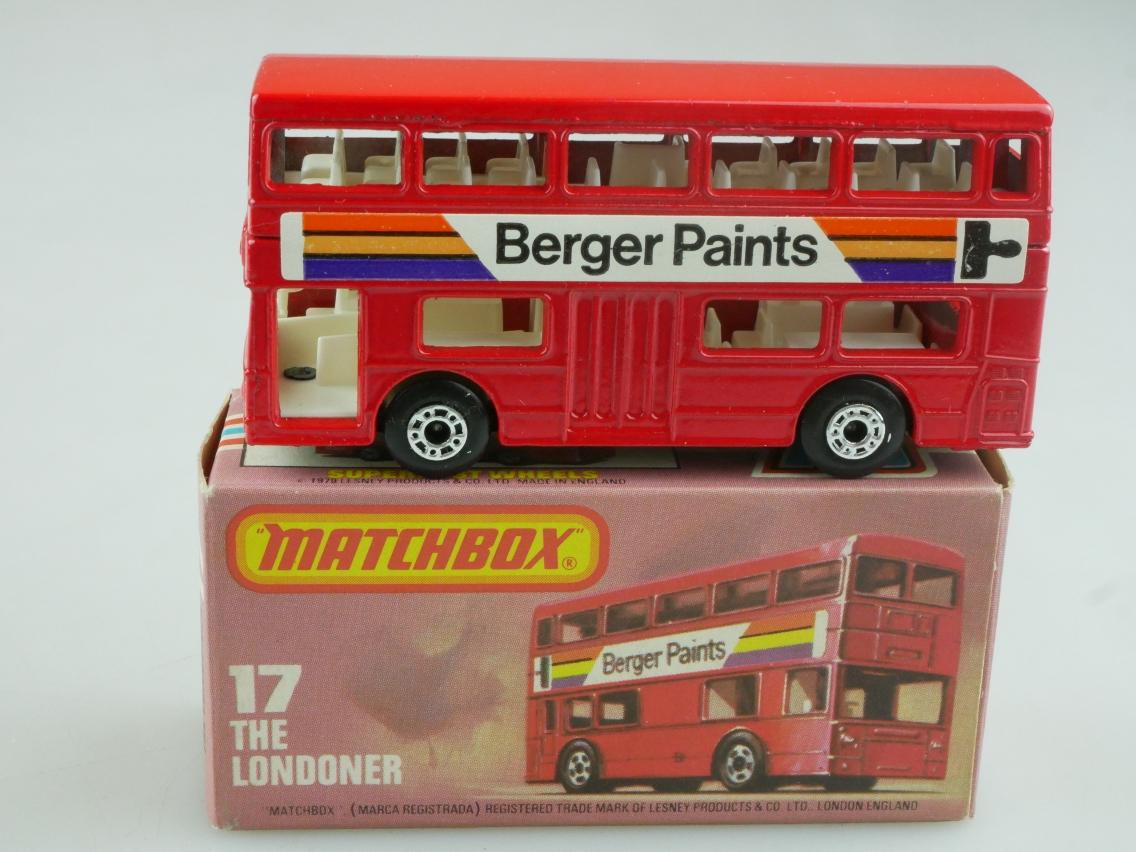 17-B The Londoner Berger Paints - 53891