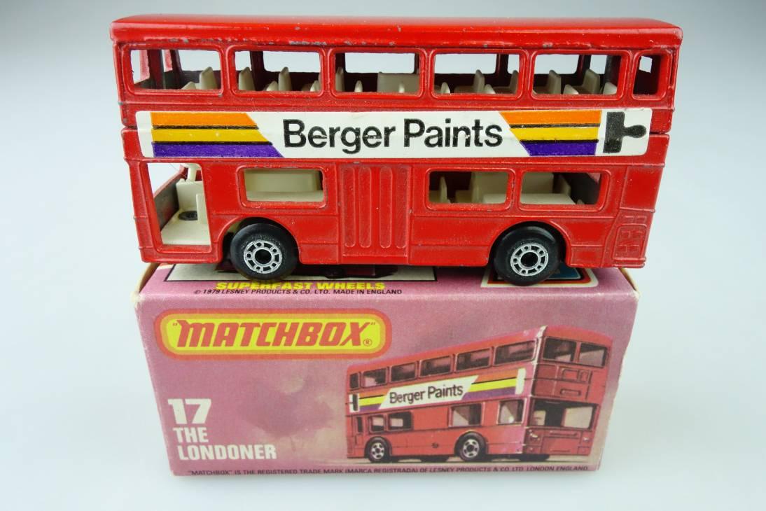 17-B The Londoner Berger Paints - 54884