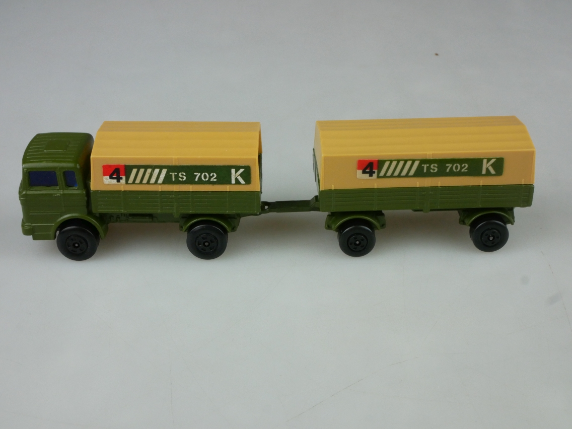 TP-016C Articulated Truck & Trailer - 59051
