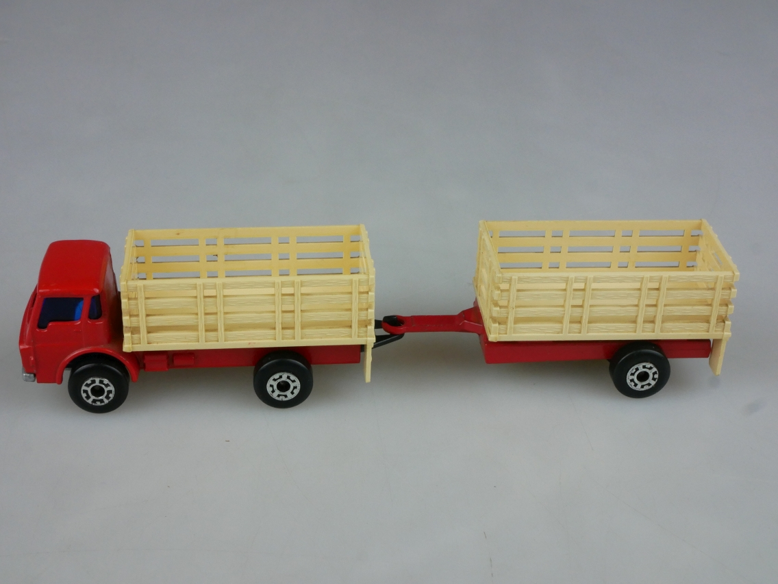 TP-017 Double Tanker Set EXXON - 59054