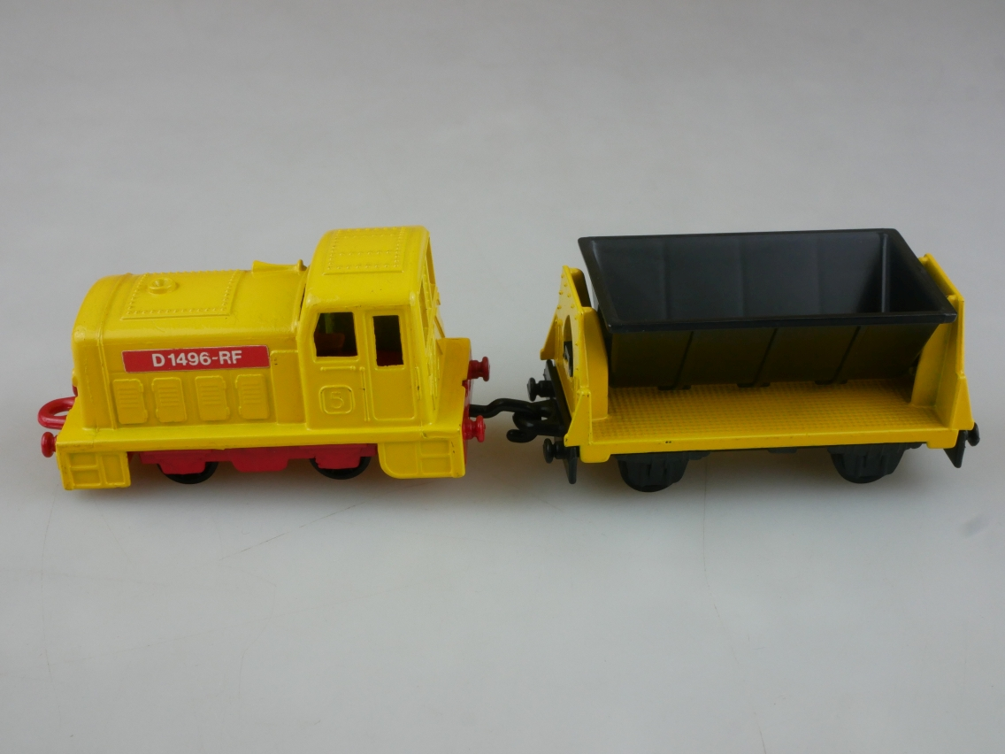 TP-020 Shunter & Side Tipper - 59057