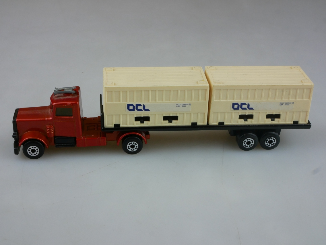 TP-022 Double Container Truck OCL - 59060