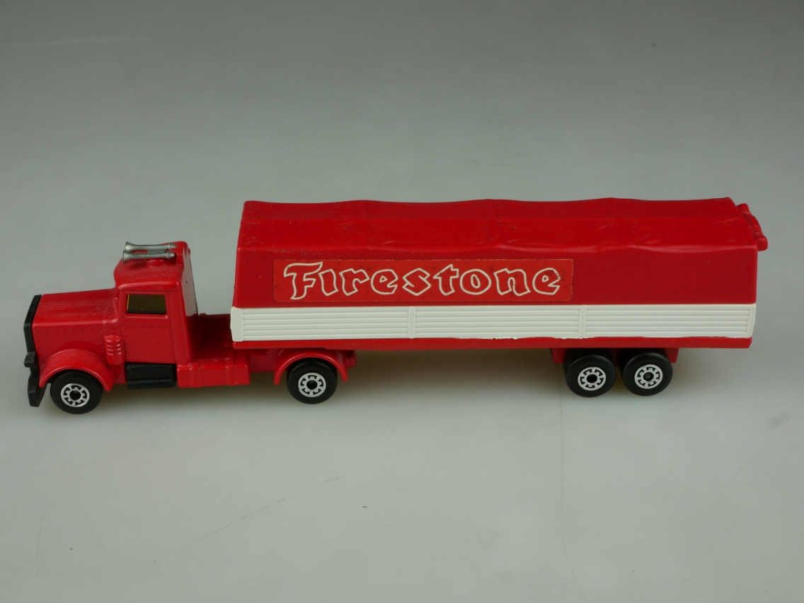 TP-023 Covered Truck - 59251