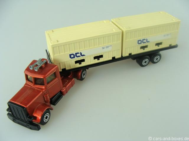 TP-022 Double Container Truck OCL - 59431