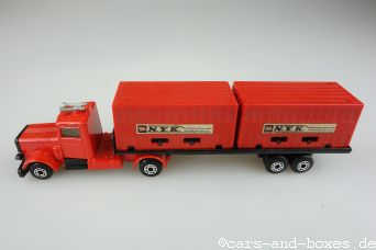 TP-022 Double Container Truck N.Y.K. - 59749